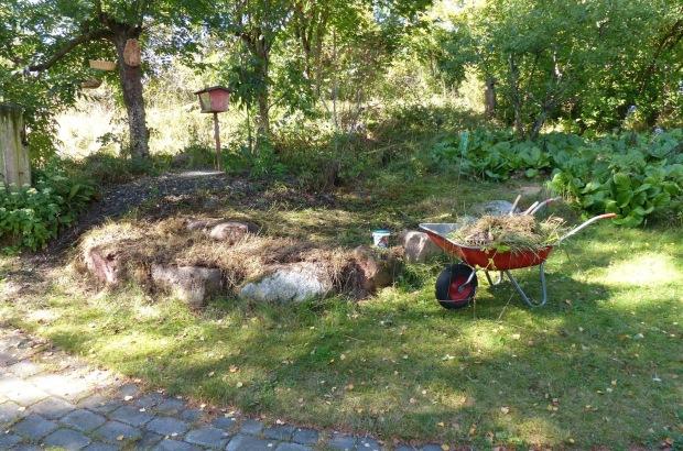 Trädgårdsjobb